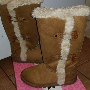 Kids tall winter boots